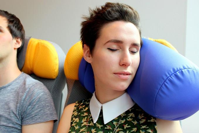 mejores almohadas viscoelasticas para viajar
